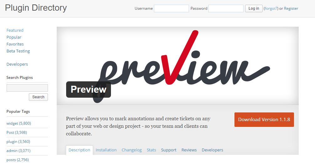preview-wordpress